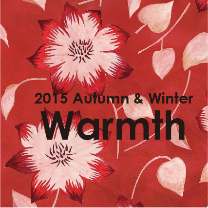 2015AW warmth